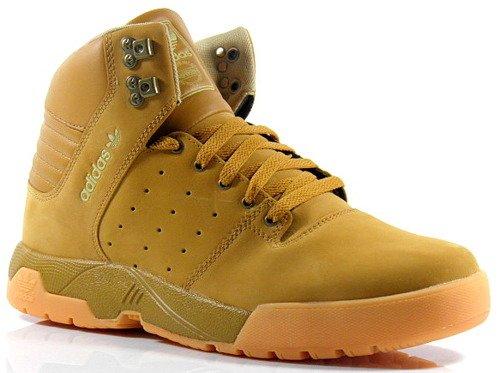 buty zimowe adidas uptown originals oldschool td gold