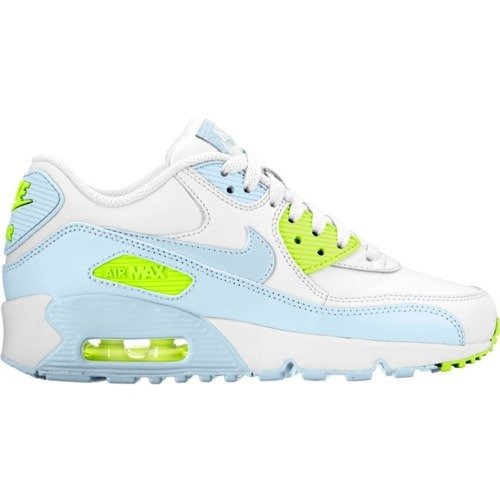 Buty Nike Air Max 90 Leather GS - 833376-100
