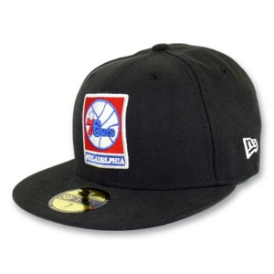 Czapka New Era NBA Philadelphia 76ers Seasonal Basic Team