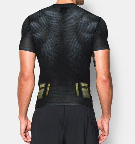 Koszulka Under Armour Batman Suit SS - 1273690-040