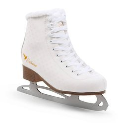 SMJ EXCLUSIVE ice skates (white)