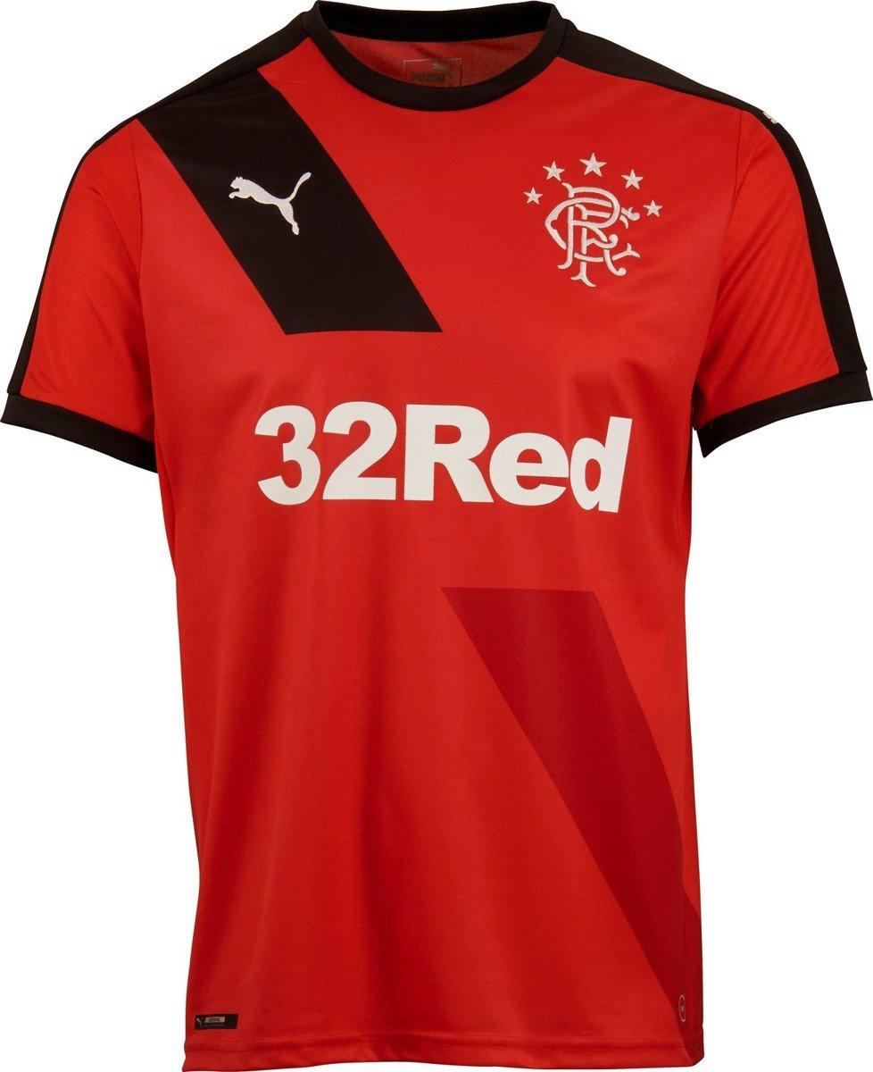 c477350e5 ... Koszulka piłkarska PUMA Rangers Glasgow Football Soccer Away Shirt -  747834-05 ...