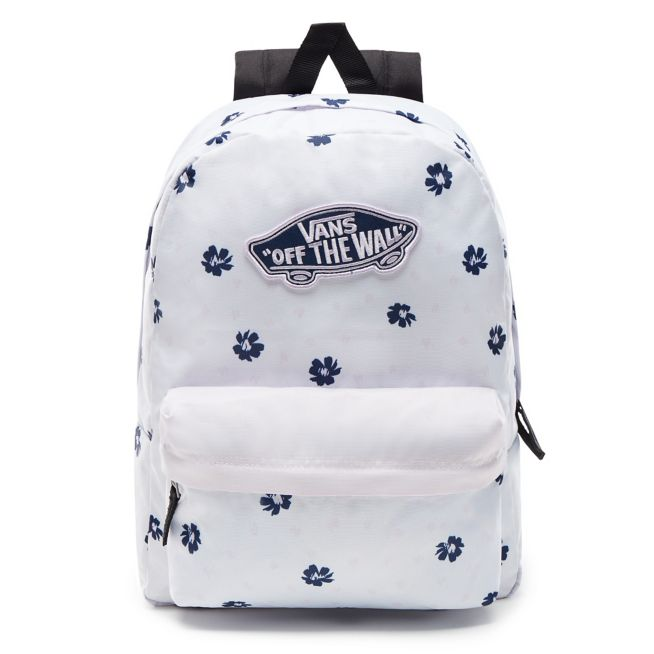 bead7a33fd232 ... Plecak VANS Realm Backpack White Abstract | VN0A3UI6YGA 298 ...