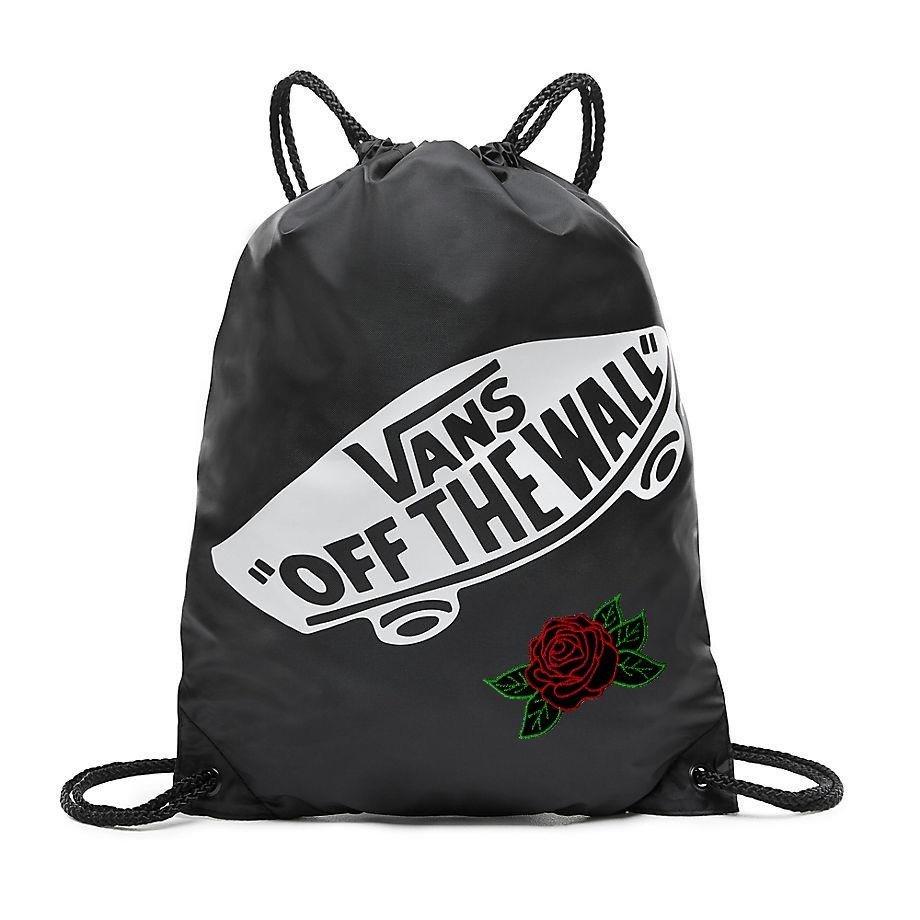dc328f52a09d9 ... Worek Torba VANS Benched Bag Custom Rose - VN000SUF158 ...