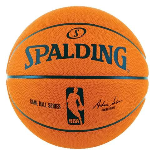 Piłka do koszykówki NBA Spalding Official Game Ball Series Replica