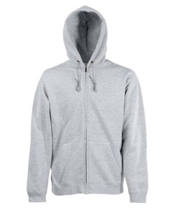 Bluza Fruit of the Loom Zip Through Hooded Sweat 620620 94