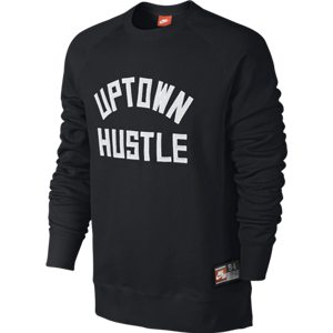 Bluza Nike AW77 Basketball Graphic Crew Uptown Hustle - 631908-010