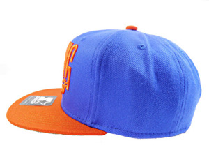 Czapka NBA Starter Patrick EWING Snapback New York Knicks Royal Blue