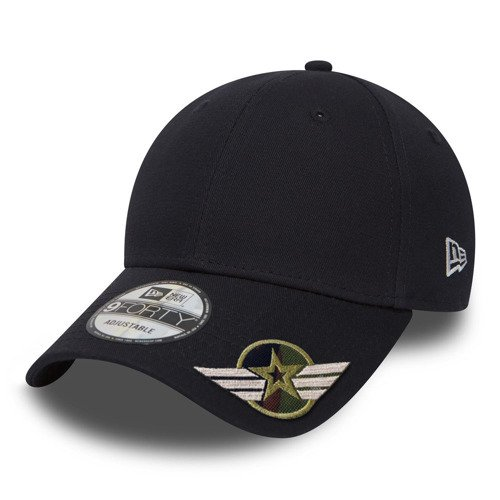Czapka New Era 9FORTY Flag Collection - 11179831 - Custom Camo Star