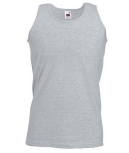 Koszulka sportowa Fruit of the Loom Athletic Vest 610980 94