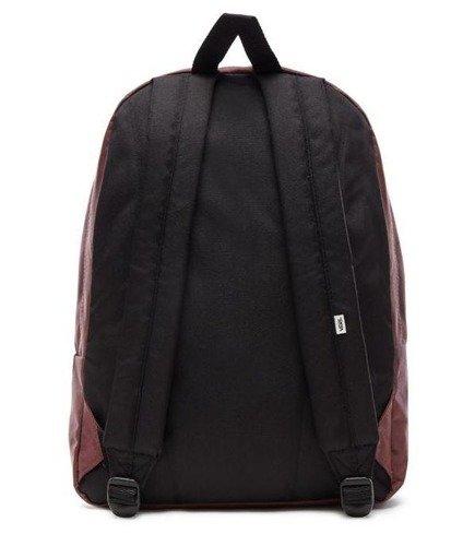 Plecak VANS Realm Backpack Custom Black Rose VN0A3UI6ALI